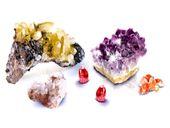 Świat Kryształów zestaw edukacyjny Clementoni60058 zdjęcie 2