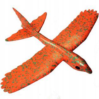 Samolot styropian składany rzutka latawiec ptak