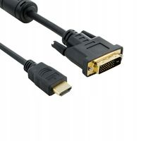 Kabel DVI-D / HDMI 4World 3m