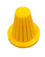 Filterek rozpylacza stożkowy polimerowy żótły 80 mesh