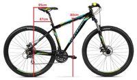 Rower KROSS ESPRIT B1 LIMITED rower górski męski 29 MTB