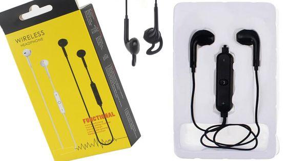 Słuchawki sportowe douszne Bluetooth do biegania