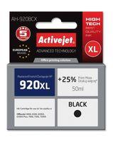 Tusz Activejet AH-920BCX (zamiennik HP 920XL CD975AE; Premium; 50 ml; czarny)