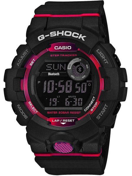 Zegarek Casio G-SHOCK GBD-800-1ER bluetooth smart zdjęcie 1