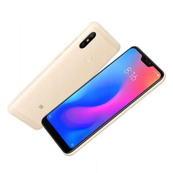 Xiaomi Mi A2 Lite 3/32 GB Złoty EU LTE Dual Sim zdjęcie 2