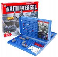 Gra strategiczna Bitwa Morska w statki Gra logiczna U08