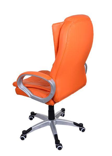Fotel biurowy GIOSEDIO pomarańczowy,model BSU009 zdjęcie 4