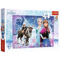 Puzzle 160el Zimowe przygody 15344 TREFL
