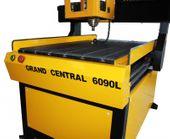 FREZARKA PLOTER CNC 6090 GRAWERKA 3kW z170mm MACH3 zdjęcie 12