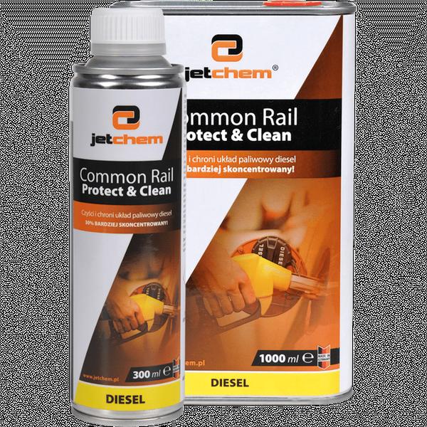 Common Rail Protect &Clean 300 ml - czyszczenie wtryskiwaczy DIESEL na Arena.pl