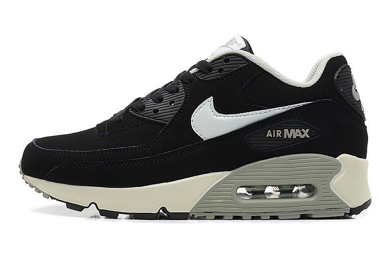 Buty Nike Air Max 90 Czarne Szare męskie r. 39