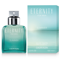 CALVIN KLEIN Eternity For Men Summer 2020 EDT 100 ml