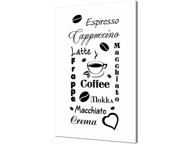 Frappe coffee80x120cm zdjęcie 1