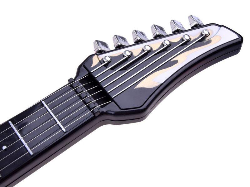 Gitara elektryczna dla dzieci Mikrofon Wzmacniacz IN0018 zdjęcie 7