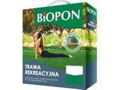 Trawa rekreacyjna nasiona Biopon 1kg 40m2