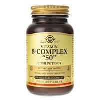 Solgar Witamina B-kompleks 50 - 100 kapsułek