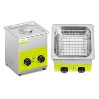 Myjka ultradźwiękowa - 1,3 litra - 60 W Ulsonix PROCLEAN 1.3MS