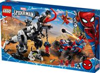 Klocki LEGO Super Heroes 76151 Starcie z Venomozaurem