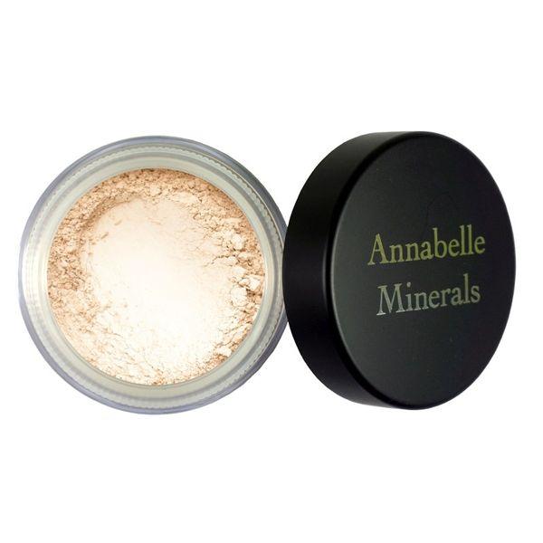 Podkład Mineralny Beige Light 10g - Annabelle Minerals - Rozświetlający zdjęcie 1