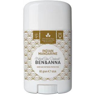 Ben&Anna Naturalny Sztyft Indian Mandarine 60G