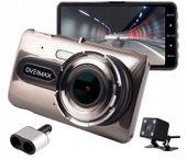Kamera Samochodowa OVERMAX CAMROAD 6.2 FULL HD WDR + kameera cofania