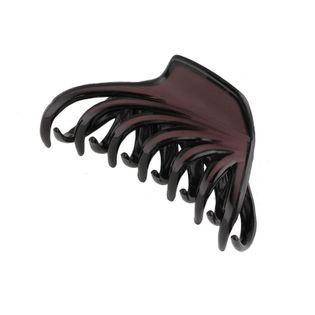 Klamra do włosów śliwka 7,5 cm