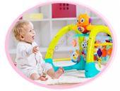 Kolorowy Interaktywny STOJAK 5w1 Dla Dzieci 0+ zdjęcie 8