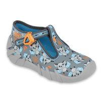 Buty chłopięce speedy - 110P411  Befado,