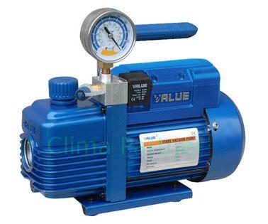 Jednost. pompa próżniowa VALUE V-i120SV 51l/min