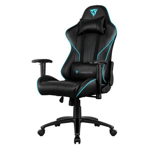 Fotel dla Graczy Tacens RC3HEXC Niebieski zdjęcie 1