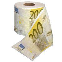 Papier toaletowy 200 Euro XL PREZENT urodzinowy 18