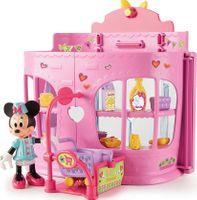 Disney Myszka Minnie Supermarket + figurka i akcesoria