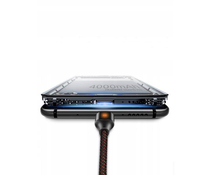 Baseus kabel USB-C Typ C 3A Quick Charge 3.0 100cm zdjęcie 11
