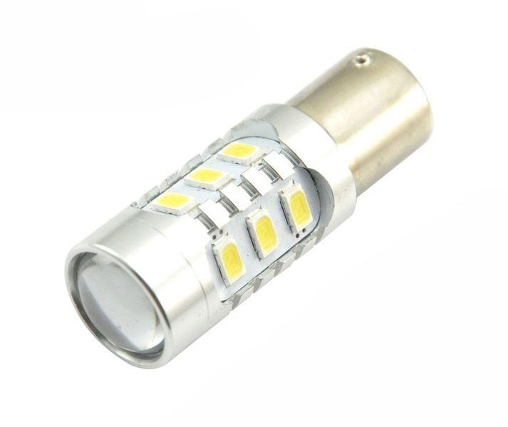 LED BA15S 12V-24V 7.5W CANBUS R5W R10W 600lm zdjęcie 1