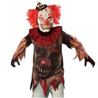 strój KLAUN PSYCHOPATA halloween klauna 14-16 lat