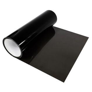 Folia Do Przyciemniania Na Lampy 30x50cm Tuning Czarna FL3