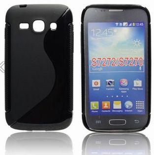 MOCNE etui S-LINE DELUX_ Samsung ACE 3 S7270 S7272