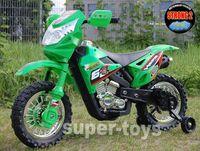 DUŻY MOTOR CROSS 2 STRONG 2 Z DŹWIĘKAMI I Ś ZP-3999A
