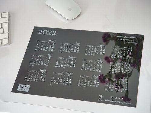 Podkładka Obrus Mata ochrona na stół biurko komodę blat meble 160x90 na Arena.pl