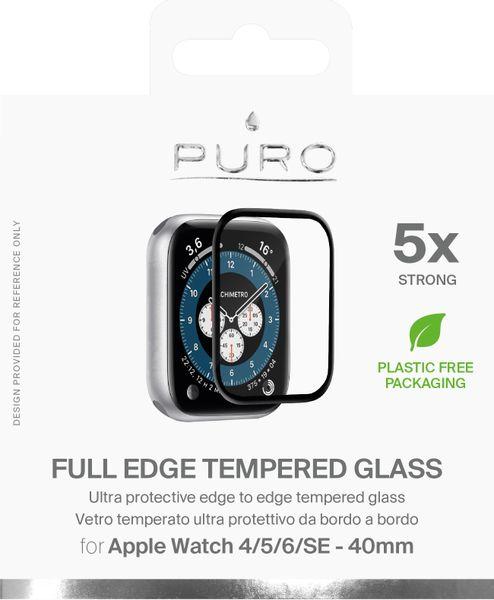 Szkło Hartowane do Apple Watch 4/5/6/SE 40mm na Arena.pl