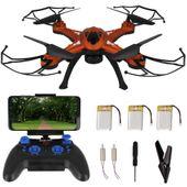 Dron EVOSTAR Sky Explorer z Kamerą WiFi 6Axis 3Aku Z19