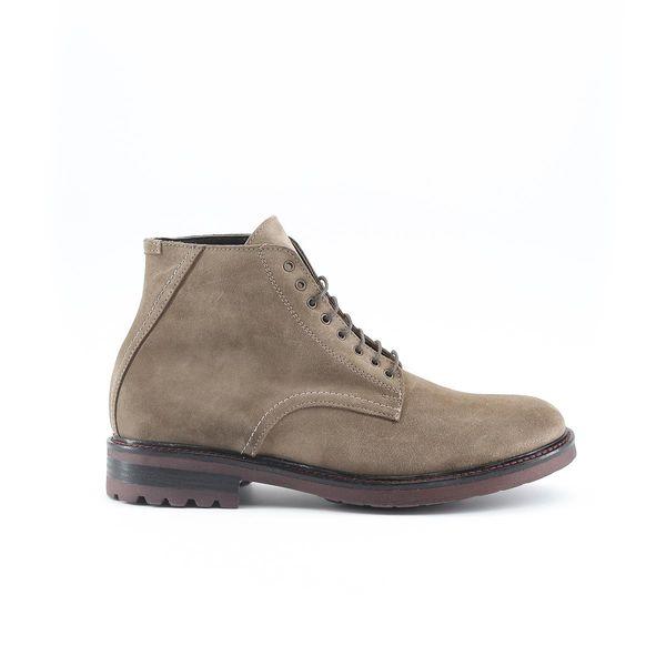 a7cbebf8fbbe3 Made in Italia skórzane buty męskie sztyblety brązowy 43 • Arena.pl