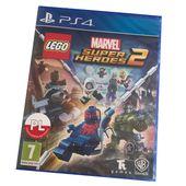 Lego Marvel Super Heroes 2 (PS4) PO POLSKU