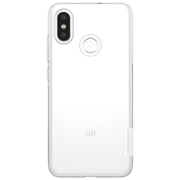 Etui Nillkin Nature Xiaomi Mi 8 - Crystal zdjęcie 2