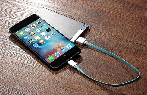 ROCK   KRÓTKI KABEL ŁADOWARKA LIGHTNING iPhone 5s SE 6S 7 8 X na Arena.pl