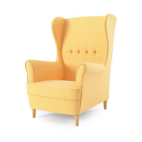 Fotel USZAK MILO styl skandynawski PRODUCENT zdjęcie 6