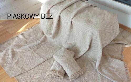 komplet narzut na kanapę i fotele polskie narzuty na sofę i fotelówki