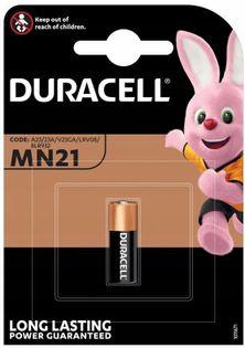 1 x Bateria DURACELL MN21 A23 12V L1028 V23GA