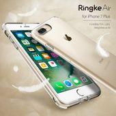 Etui Ringke Air iPhone 8 Plus / 7 Plus czarne zdjęcie 6