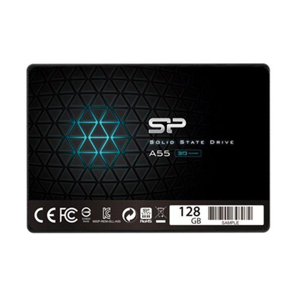 """Dysk Twardy Silicon Power IAIDSO0184 128 GB SSD 2.5"""" SATA III zdjęcie 1"""